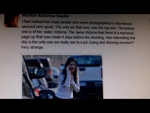 **BREAKING NEWS** Cover Up Exposed! RIP Victoria Soto Facebook Page Created December 10, 2012!