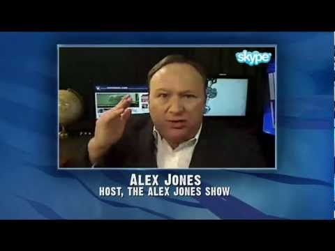 Video: Alex Jones Blows Up During 'the Young Turks' Interview With Cenk Unger 1-14-13