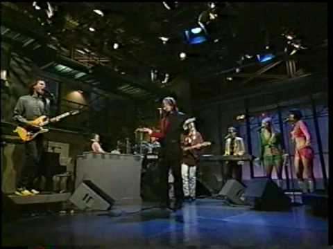 Todd Rundgren - Change Myself (Letterman 4-26-91)