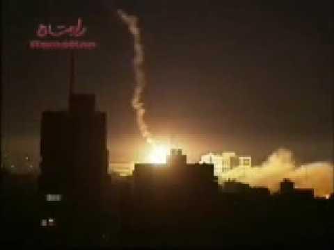 Amazing Footage White Phosphorus Gaza