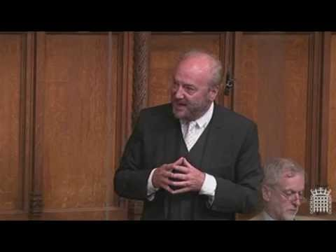 George Galloway British Parliament Speaks On Syria