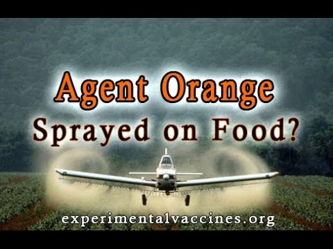 EPA Approves Agent Orange for GMO Crops