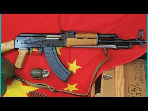 Obama Bans Russian AK-47s With Executive Order 13662