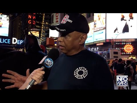 Reporter: NYPD Cops Afraid To Come Forward With 9/11 Truth