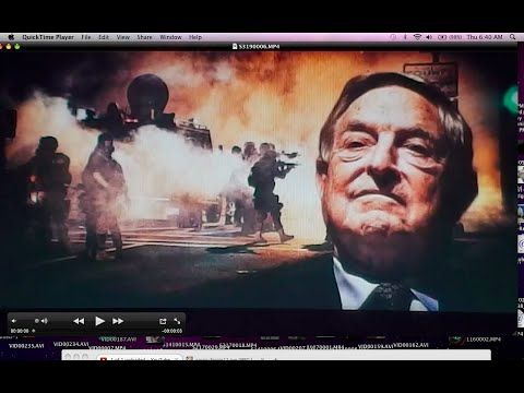 Fed/Soros/Police Control Protest Movements Verified