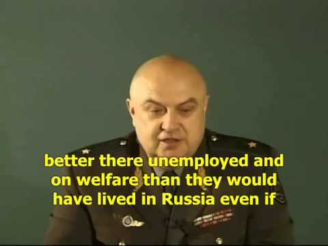 Russian general reveals truth about 9/11