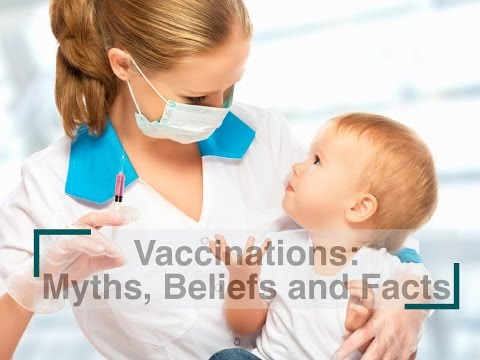 Vaccinations- Myths, Beliefs, and Facts