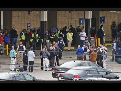 VA. Police Cover Up Greyhound Bus Shooting/Drill