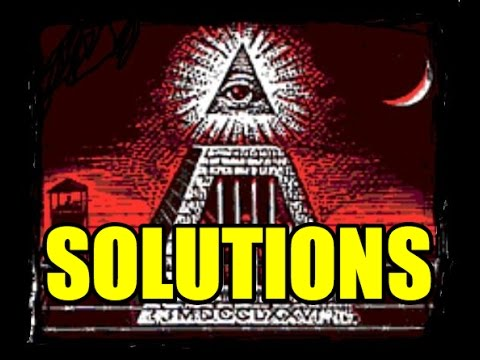 A Discussion w/ Amaterasu Solar About SOLUTIONS To Government Tyranny