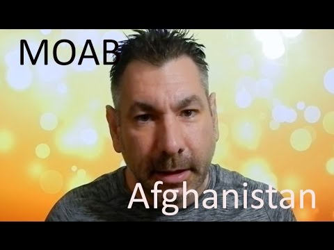 Should The US Bomb Itself For Creating & Funding ISIS? #MOAB #Afghanistan