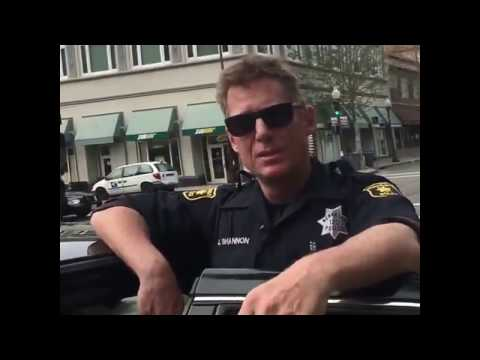 "Berkeley Cop ask Why He Not Doing Anything, Answer ""Okay, and?"""