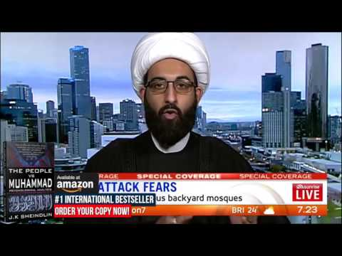 """""""We have problems"""" Muslim cleric comes out and speaks the truth"""