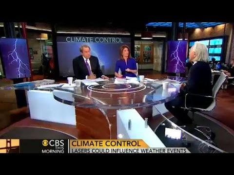 Michio Kaku - Controlling The Weather