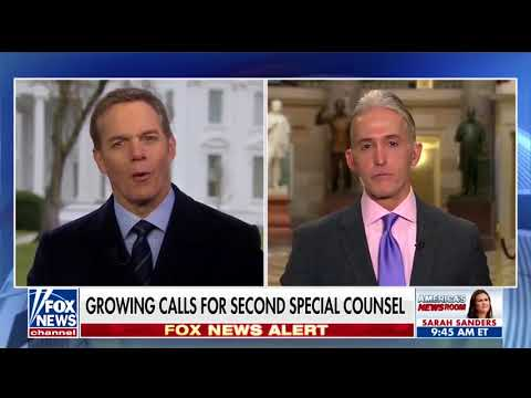 """That Ship Has Sailed"" - Rep. Gowdy not interested in a special counsel to investigate former Secretary of State Hillary Clinton's email scandal"