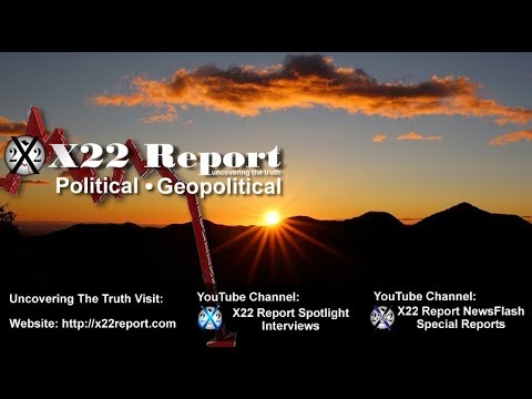 Conspiracy, Treason, It's Time To Connect The Dots, The Great Awakening - Episode 1644b