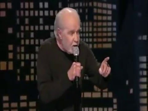 "George Carlin ""The American Dream"" Best 3 Minutes of His Career"