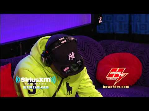 HOWARD STERN: Rapper T.I. talks about getting into a prison fight