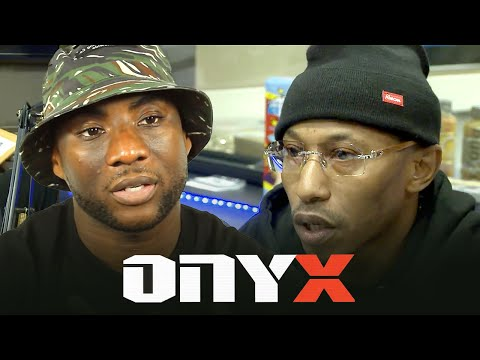 ONYX Interview at The Breakfast Club Power 105.1