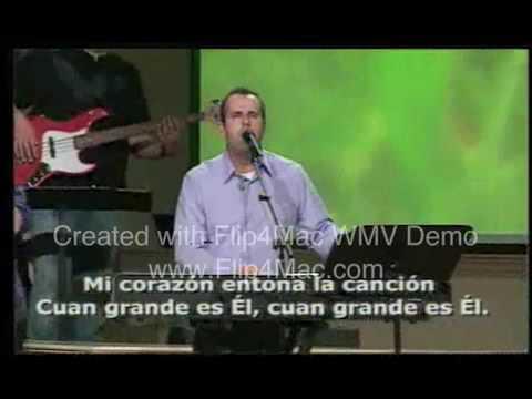 Tim Holland - Cuan Grande Es El (Iglesia Mundo De Fe) 5/8/09