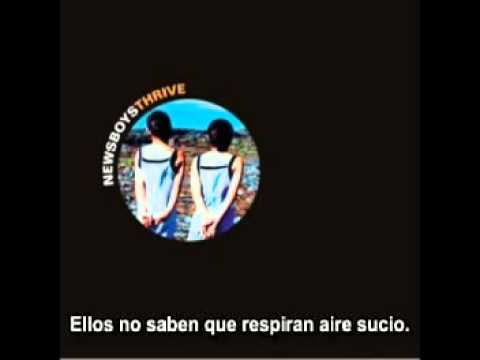 Newsboys - Thrive - subtitulado
