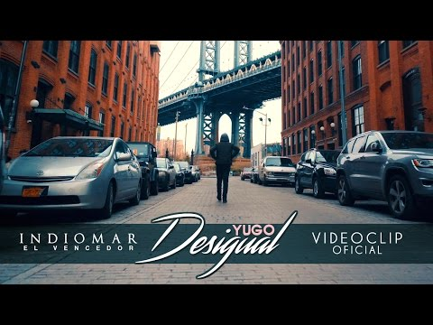 Indiomar -  Yugo Desigual (Video Oficial) HD Marzo 2017