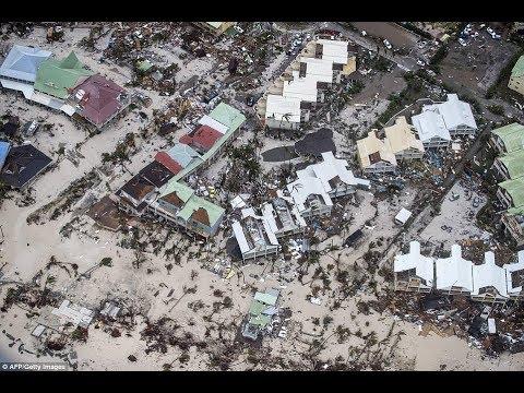 Huracan Irma el más potente de la historia con rumbo a Florida 2017