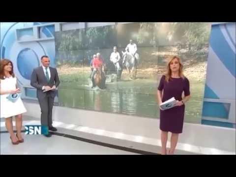 Europa Equitación en Canal Sur TV, reportaje de Sur Side Story