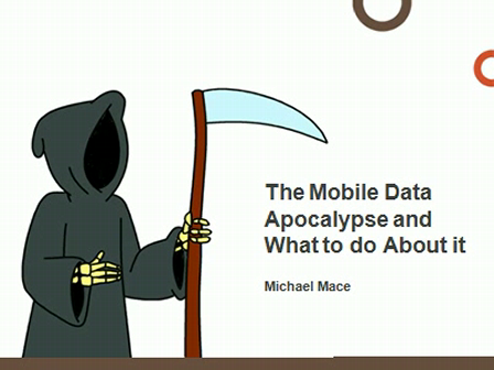 Mobile data apocalypse