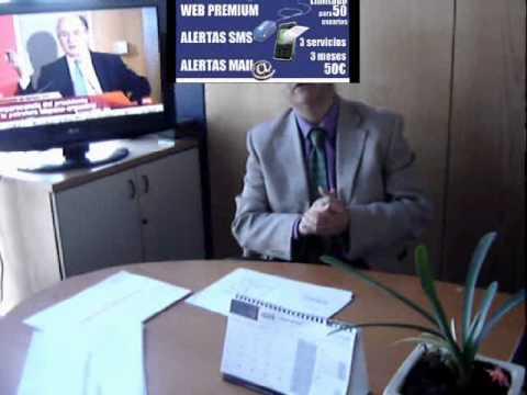 Video analisis por Kostarof. Analisis IBEX35 y Repsol 17-04-12