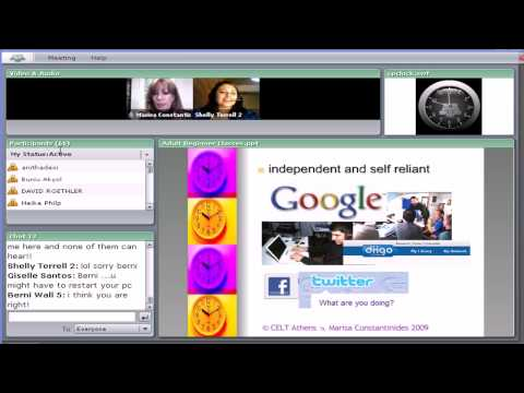 Adult Beginners in ELT by Marisa Constantinides (Pecha Kucha 20x20)