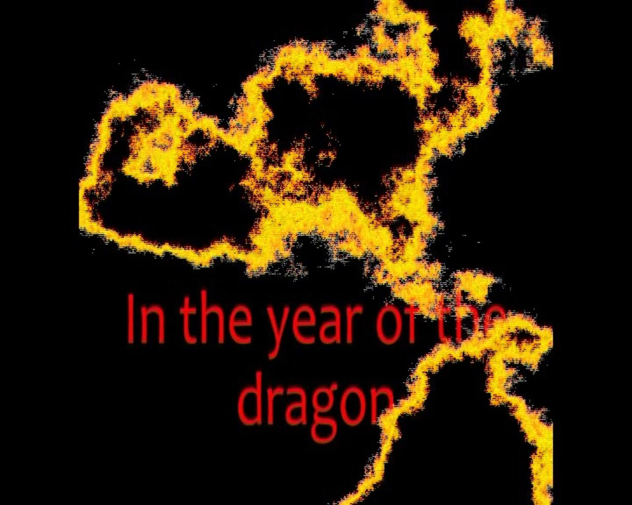 In the year of the dragon 2012