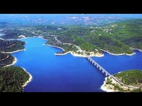 Wandeling naar Lac de Saint Cassien