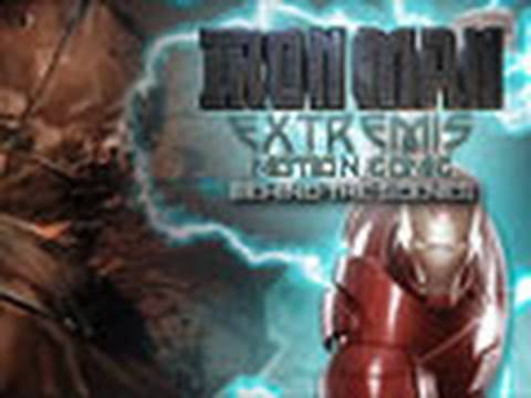 'Iron Man: Extremis' Behind the Scenes Episode 2