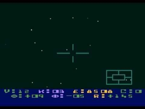 Star Raiders (Atari 8-bit)
