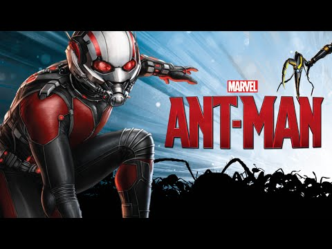 Ant-Man – Official Trailer