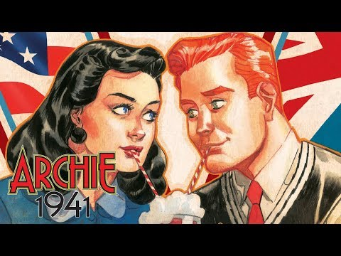 Riverdale in World War II - Archie 1941 Trailer