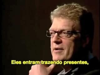 Ken Robinson: Escolas matam a criatividade?