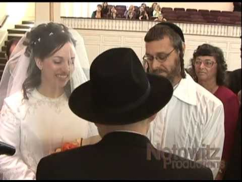 The Magical Jewish Wedding of Two Orthodox Jews in Los Angeles.
