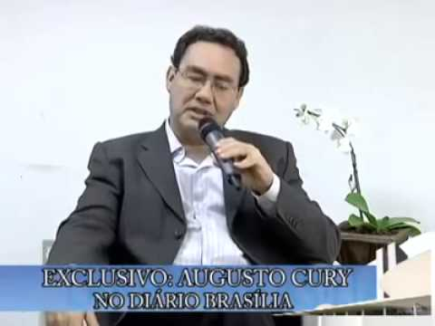Augusto Cury, fala como virou Cristão