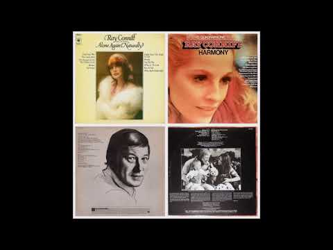 Ray Conniff & Singers - Alone Again Naturally / Harmony