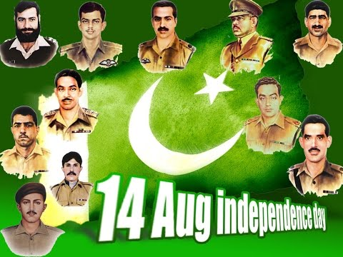 14 August New Video Song Made By Pakistan Army | Pakistan Independence Day Full New Video 2016