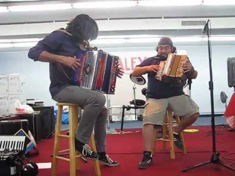 Alex Meixner Conducts Workshop & Jams with Robert Rodriguez