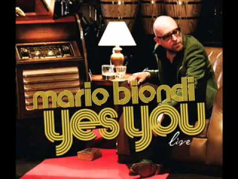 Mario Biondi - Yes You [Live] (2010)