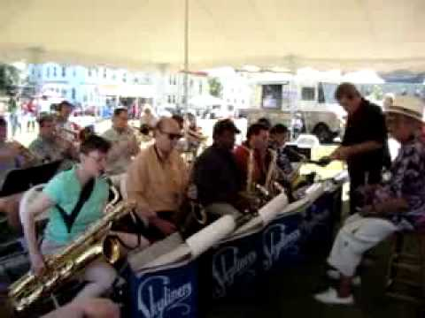 The Skyliners Big Band performs at Cape Verdean Celebration