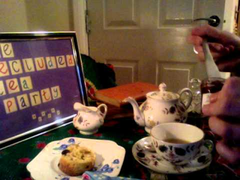 The Secluded Tea Party - Book Club Preview!