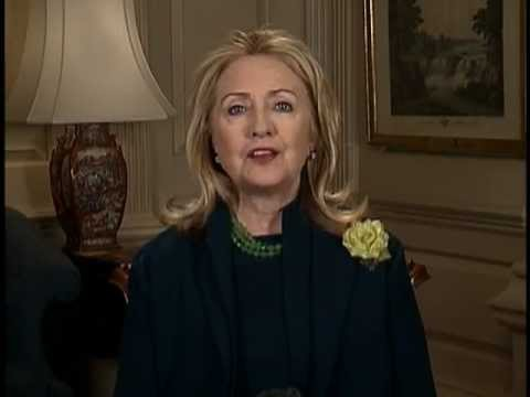 Secretary Clinton Delivers Message for International Education Week 2011