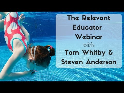 The Relevant Educator Webinar