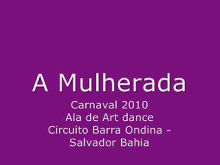 ala dança a mulherada 2010