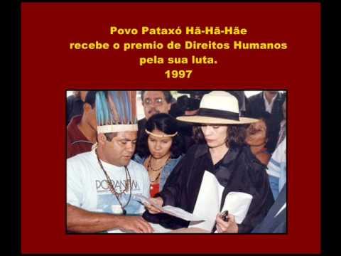 PATAXÓ HÃ - HÃ -HÃE  IMAGENS DE RESISTÊNCIA E LUTA