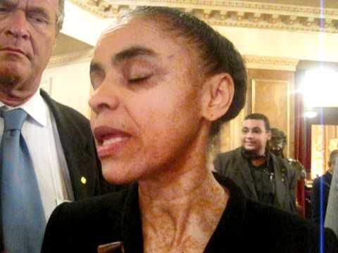 Marina Silva fala ao Correio Nagô sobre Barack Obama